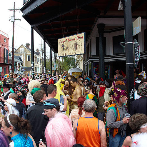 #11 Avoid the French Quarter