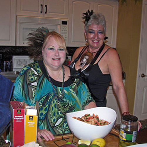 Mardi Gras at the Florida  Keyes