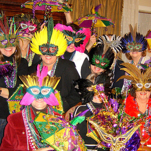 Louisville Goes to Mardi Gras