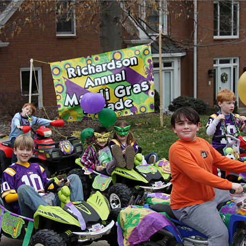 13th Annual Richardson Mardi Gras
