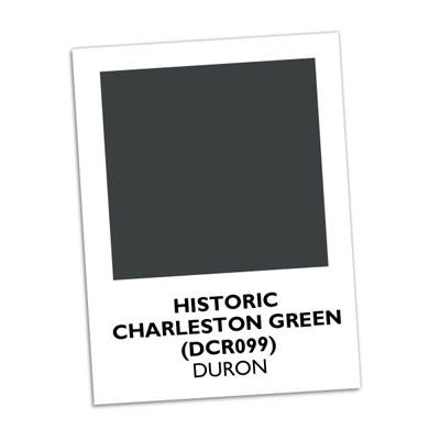 Classic southern paint colors southern living for Charleston green paint
