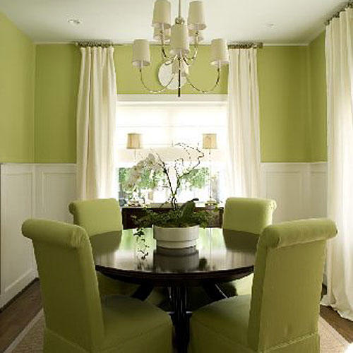 Kitchen wall decor green : Green decorating ideas southern living
