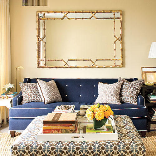 Decorating with Bamboo Furniture - Southern Living
