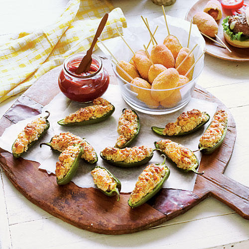 38 Cool Finger Foods For Your Next Party