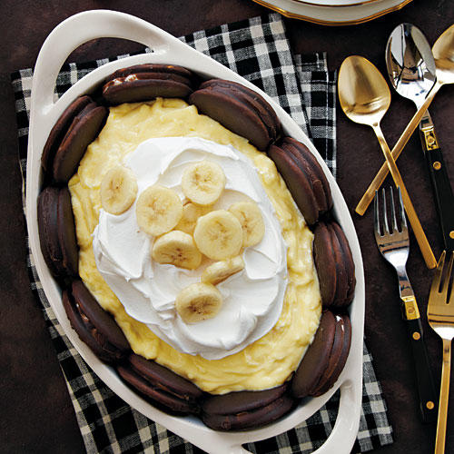 Over-the-Moon Banana Pudding