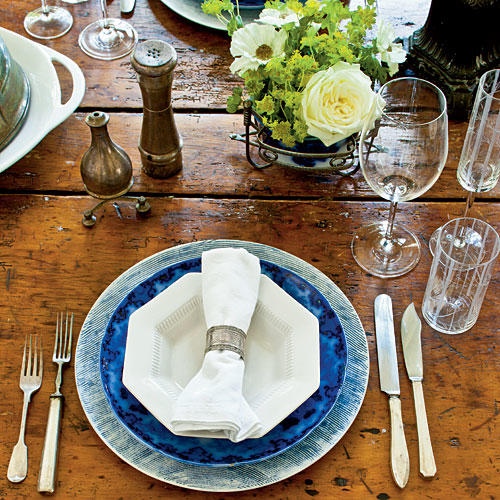 Casual Thanksgiving Table Decoration Ideas