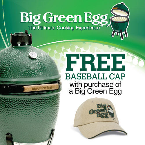 Hunt for the Big Green Egg