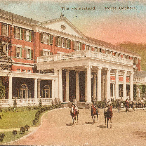 The Homestead, 1920