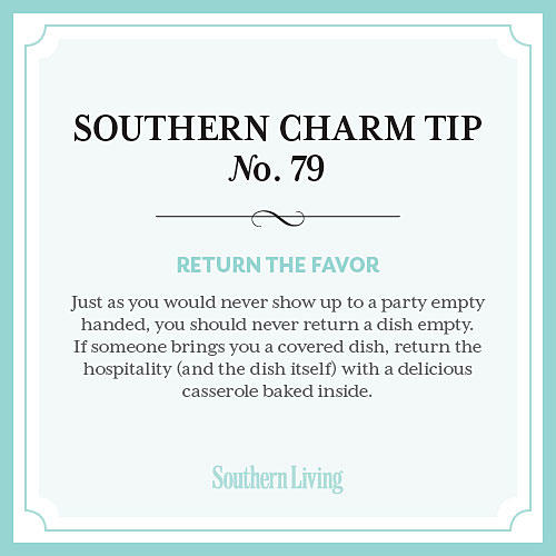 Tip #79: Return the favor