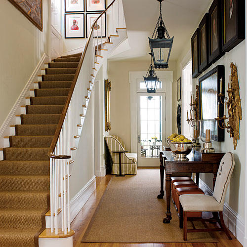 Hallway Decorating Ideas House: Fabulous Foyer Decorating Ideas