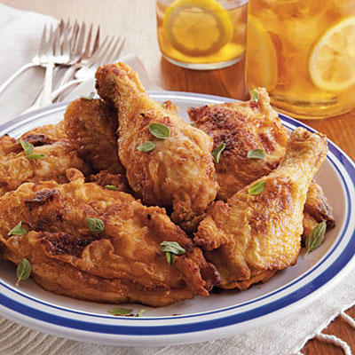 1307 Our Best Southern Fried Chicken