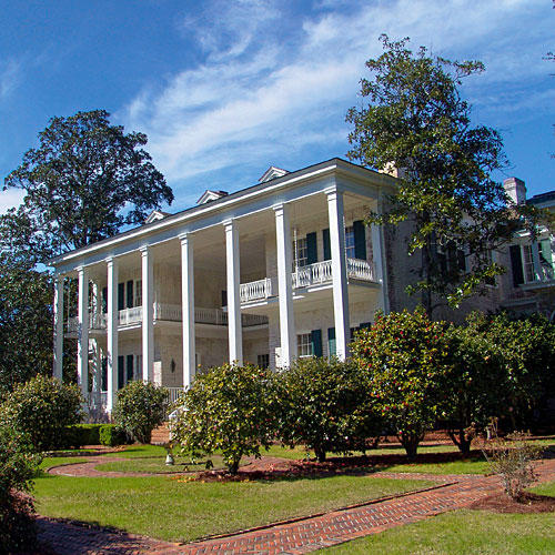 Tour the south 39 s best historic homes southern living for South georgia home builders