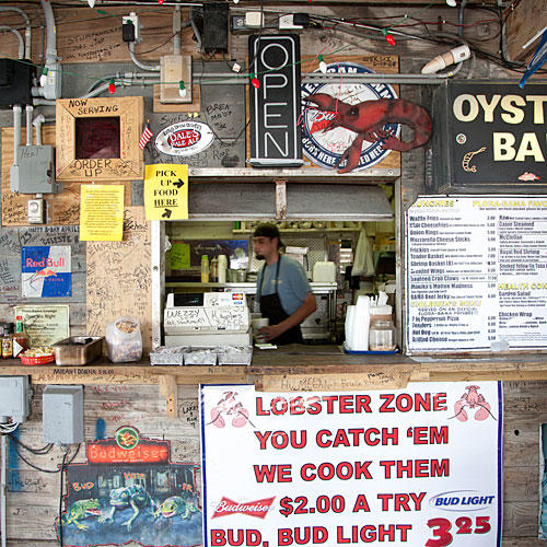 Flora-Bama Lounge, Package, and Oyster Bar, Pensacola, FL