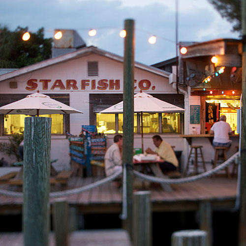 2013 best restaurants in the south southern living for Best florida fish to eat