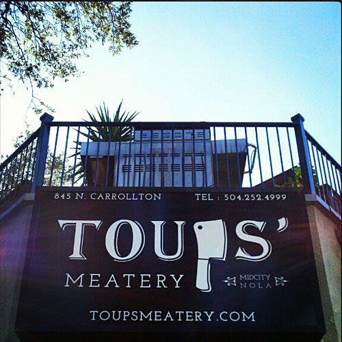 Toups' Meatery, New Orleans, LA