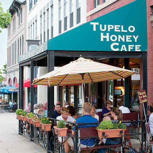 Tupelo Honey Cafe, Asheville, NC