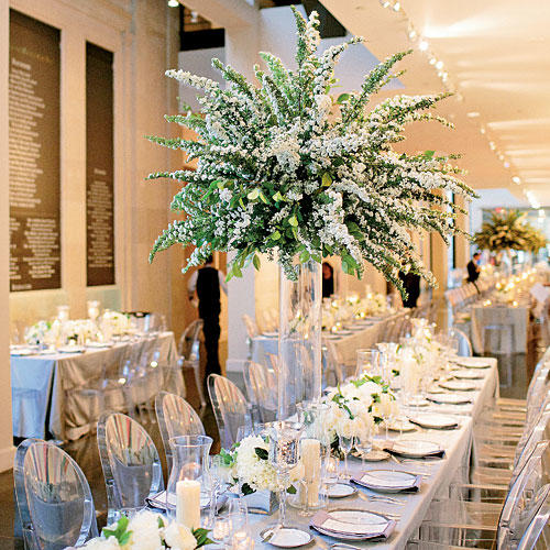 Wedding table centerpieces southern living for Where can i find wedding decorations