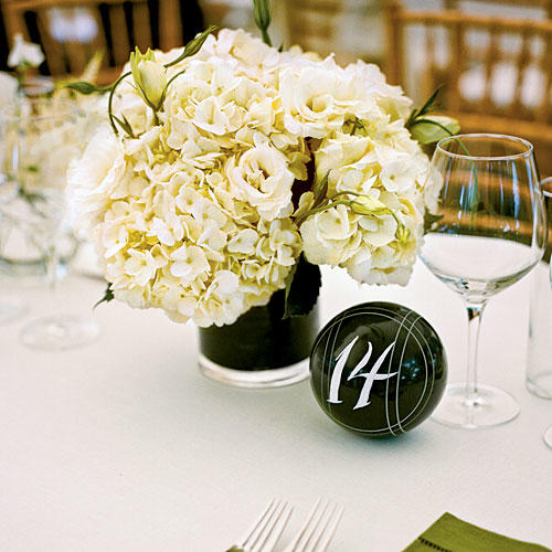 All-White Centerpiece
