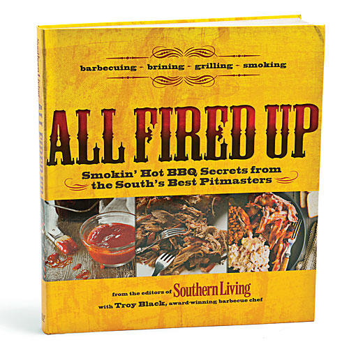 All Fired Up Cookbook