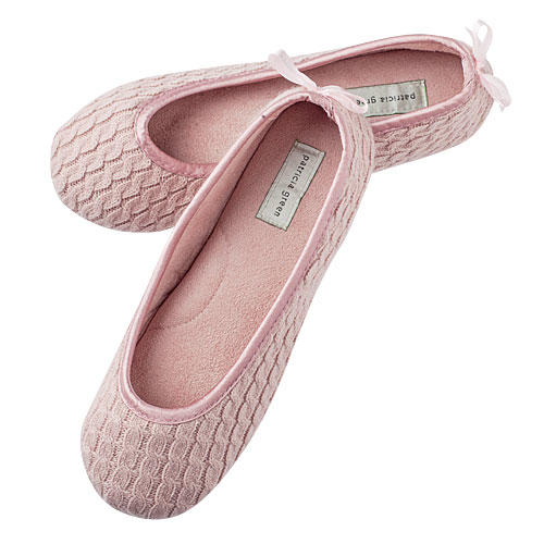 """Cassie"" Slippers"