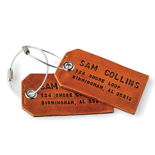 Rugged Luggage Tags