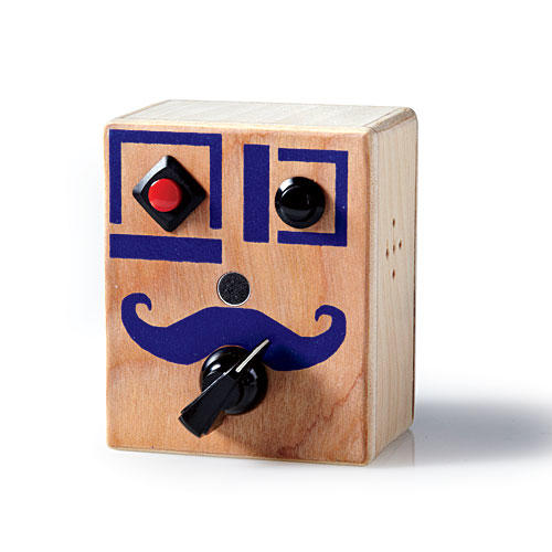 Wooden Sound Box