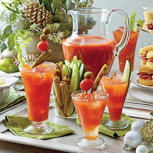 Holiday Drink Recipes For Christmas Brunch