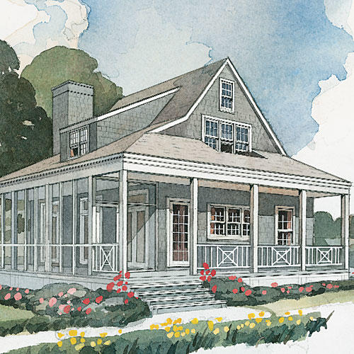 Southern Living House Plans: House Plans Transformed: See It Built!