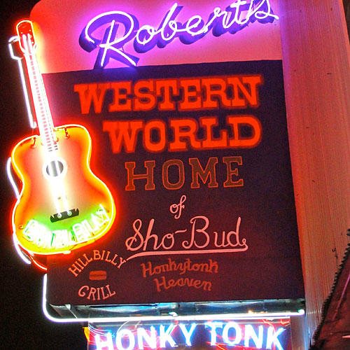Robert's Western World, Nashville, Tennessee