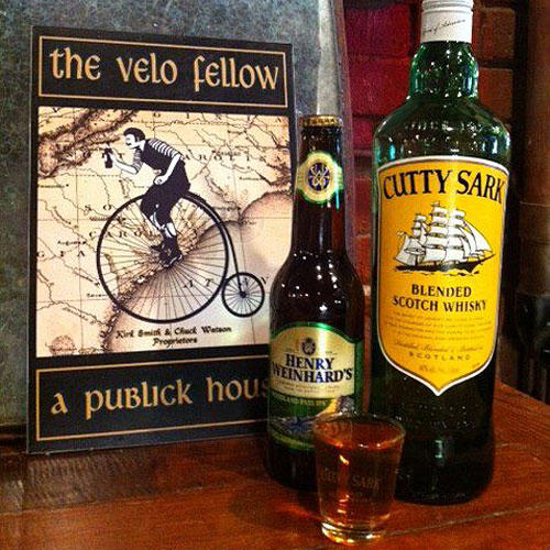 The Velo Fellow, Greenville, South Carolina