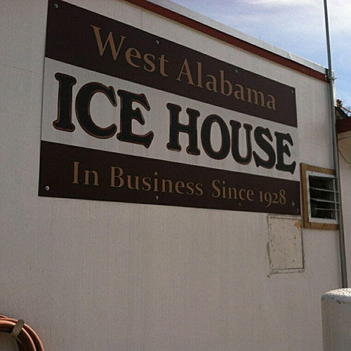 West Alabama Ice House, Houston, Texas