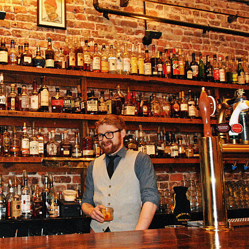 The Whiskey Jar, Charlottesville, Virginia