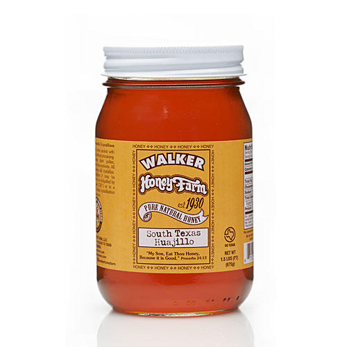 Walker Honey Farm Huajillo Honey