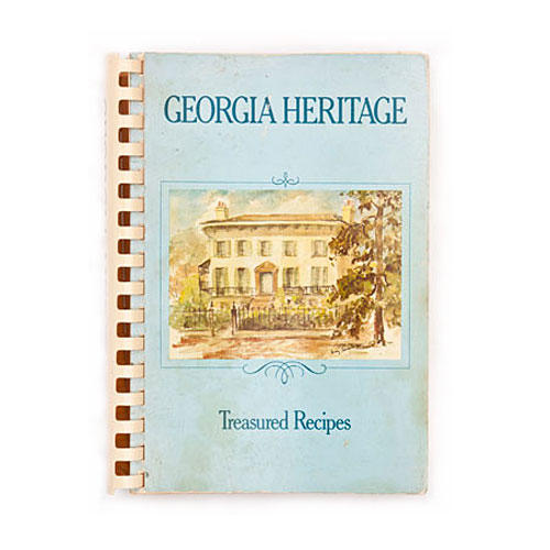 Georgia Heritage Treasured Recipes