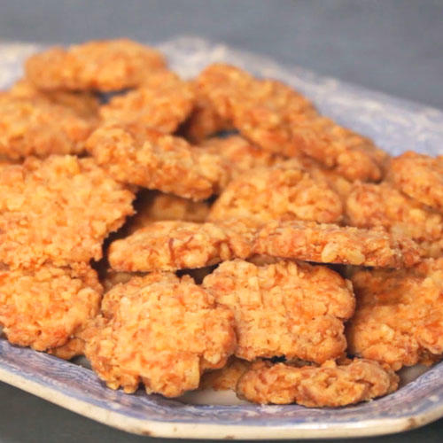Krispie Cheese Wafers