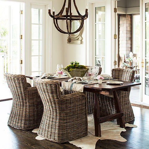 What She Did: Dining Room