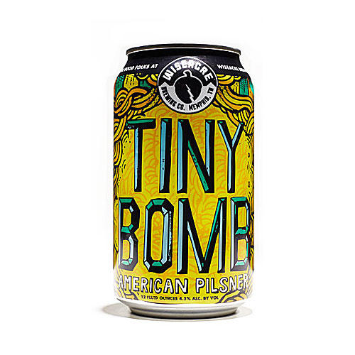 Wiseacre Tiny Bomb (American Pilsner)