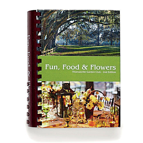 The community cookbook library southern living fun food flowers forumfinder Gallery