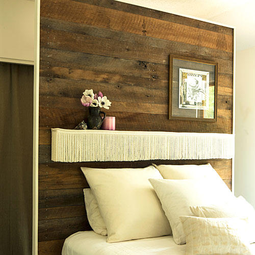 What He Did: Master Bedroom