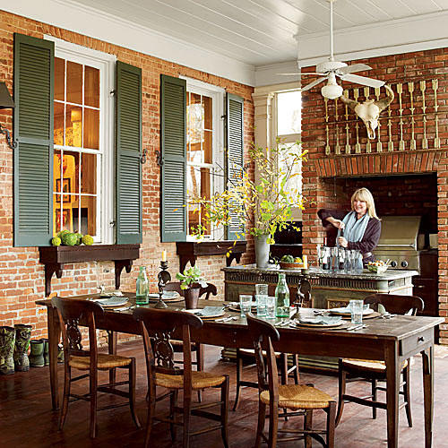 Farm To Table Restaurants With Gardens Gallery: Simply Beautiful Farm Tables