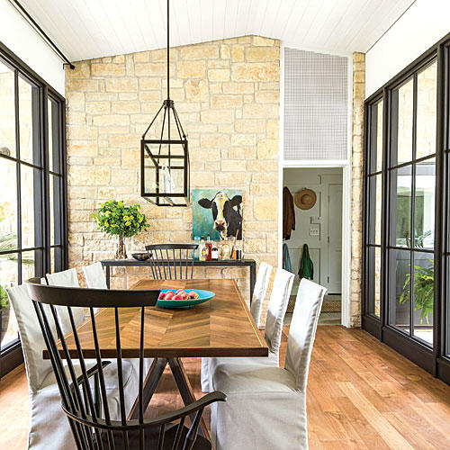 Best New Home Tim Cuppetts Texas Farmhouse