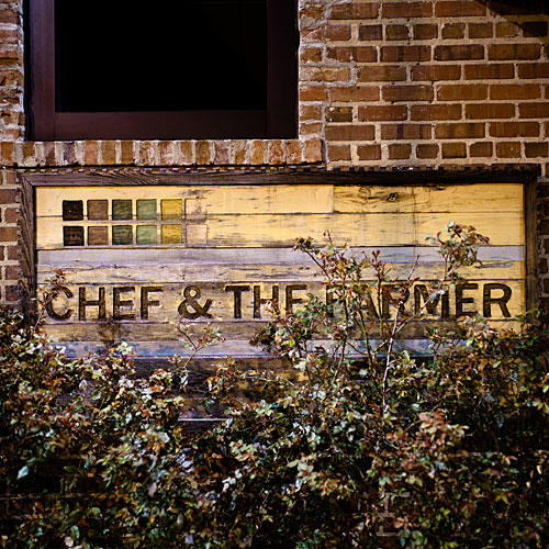 Chef Farmer Kinston Restaurant North Carolina
