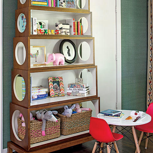 Nursery Book Shelf