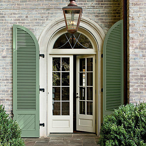 1. Add Full-Swing Shutters