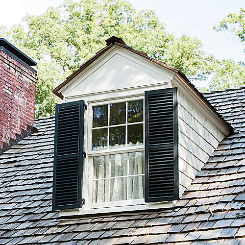 9. Build Detailed Dormers