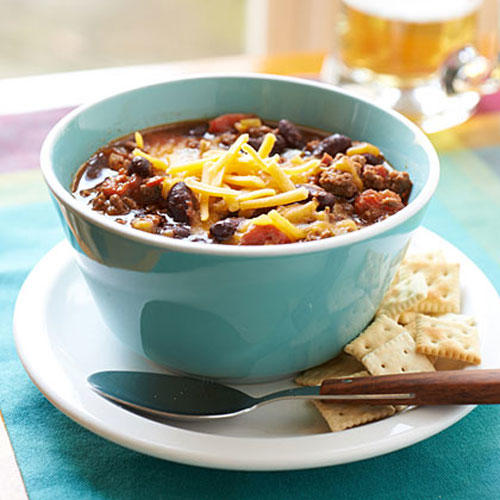 Easy Slow-Cooker Chili Recipes