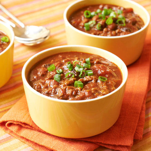 30-Minute Chili, easy chili recipe