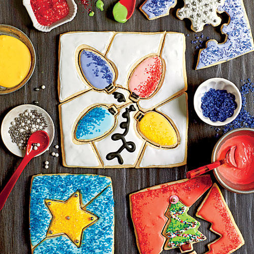 Christmas Cookie Puzzle