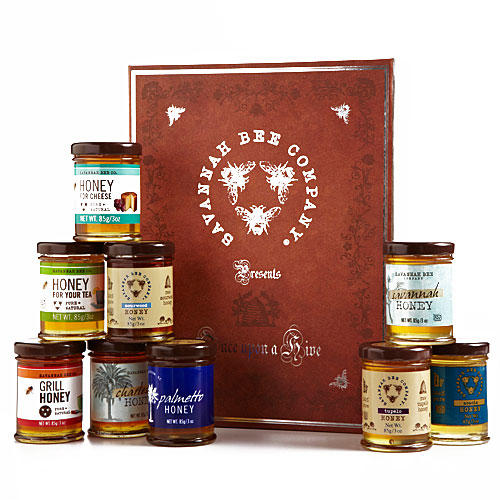 Once Upon a Hive: The Book of Honey