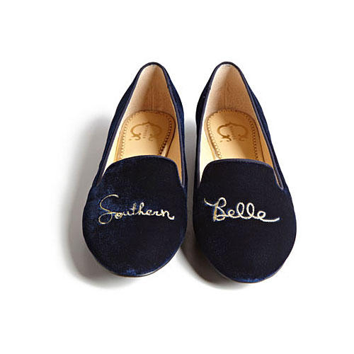 Southern Belle Novelty Smoking Slipper